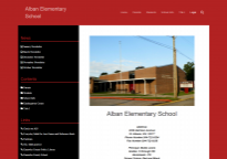 Alban Elementary School