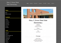 Mary C Snow West Side Elementary