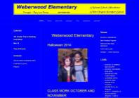 Weberwood Elementary